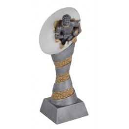 Trophée 3D résine 30,5cm